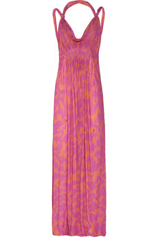 Matthew Williamson jersey maxi