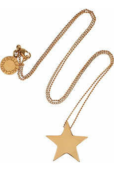 Stella McCartney star necklace