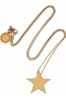 Stella McCartney star necklace