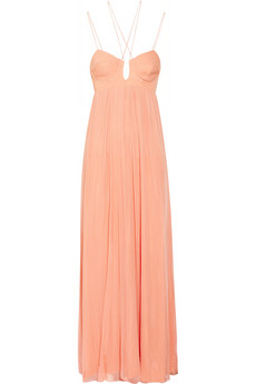 Willow tulle maxi